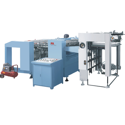 Automatic Paper embossing machine