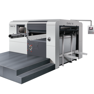 Semi Die CUTTING&Creasing Machine